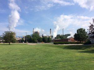 Sorrells Street Park-Canton, NC